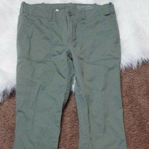 Anthropologie G1 All Purpose Goods Straight Pants